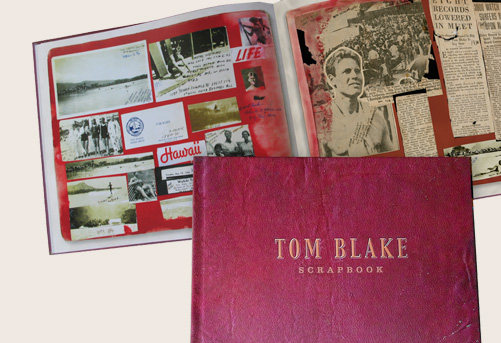 Tom Blake Scrapbook