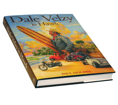 Dale Velzey Cover
